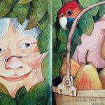 ★ 책 읽기 좋아하는 할머니