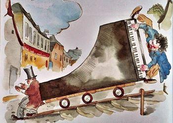 베토벤의 기적같은 피아노 이사 39번