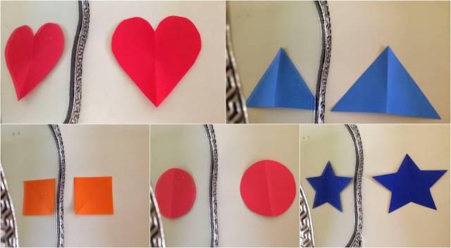 거울 속으로 : 거울 활용한 대칭 놀이