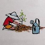 칼데콧상 수상작 : 나무는 좋다 (1957)