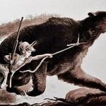 칼데콧상 수상작 : 세상에서 가장 커다란 곰 (1953)