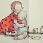 ★ 엄마, 꼭 안아 주세요 : 사랑은 보여주는 것