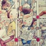 책의 날 특집 1 : 책이 좋아요! – 책 읽는 즐거움