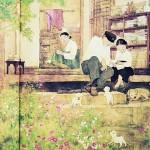 ★ 오빠 생각, 고향의 봄 : 김동성 동요를 그리다