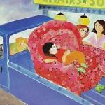 칼데콧 수상작 : 엄마의 의자 (1983)