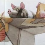 ★ 칼데콧 수상작 : 아기 돼지 세 마리 (2002)