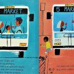 ★ 칼데콧상 수상작 : 행복을 나르는 버스 (2016)