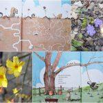 봄이다 : 날마다 달라지는 봄 풍경, 내가 발견한 '봄'은?