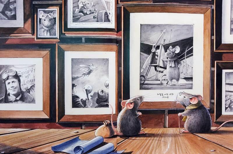 암스트롱 - 달로 날아간 생쥐