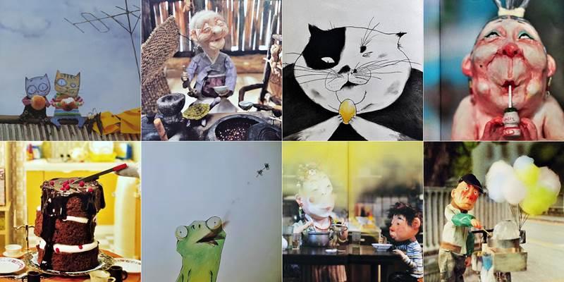 백희나의 그림책들