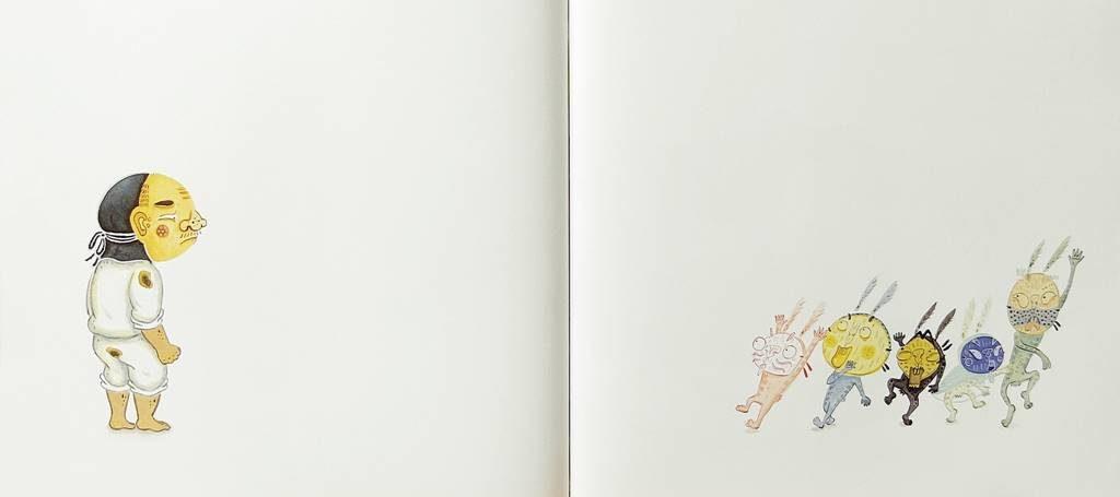 녹두영감과 토끼