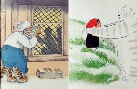 전설의 재탄생 : 오누이 이야기 vs 팥빙수의 전설